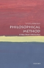 Philosophical Method: A Very Short Introduction Cover Image
