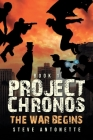 Project Chronos: The War Begins Cover Image