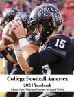 College Football America 2021 Yearbook Cover Image