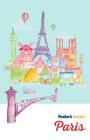 Fodor's Inside Paris (Full-Color Travel Guide) Cover Image
