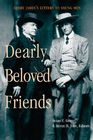 Dearly Beloved Friends: Henry James's Letters to Younger Men Cover Image