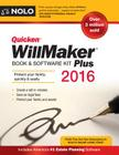 Quicken Willmaker Plus 2016 Edition: Book & Software Kit [With Quicken Willmaker] Cover Image