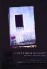 I Don't Believe in Ghosts (Lannan Translations Selection) Cover Image