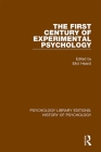 The First Century of Experimental Psychology Cover Image