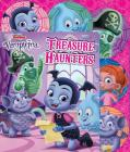 Disney Vampirina: Treasure Haunters: Sliding Tab Cover Image