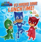 PJ Masks Save Lunchtime! Cover Image