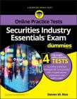 Securities Industry Essentials Exam for Dummies with Online Practice Cover Image