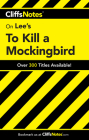 To Kill a Mockingbird (Cliffsnotes Literature Guides) Cover Image