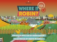 Where Is Robin? USA: where is Robin? USA Cover Image