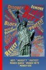 Defy Trump - Women March - Women Vote - Women Rise: Feminist Gift for Women's March - 6 x 9 Cornell Notes Notebook For Wild Women Progressive Politica Cover Image