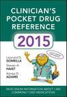 Clinicians Pocket Drug Reference 2015 Cover Image