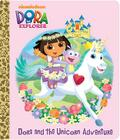 Dora and the Unicorn Adventure (Dora the Explorer) Cover Image