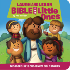 Laugh and Learn Bible for Little Ones Cover Image