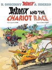 Asterix: Asterix and the Chariot Race: Album 37 Cover Image