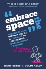 Embrace the Space: Inspirational insight from a decade of delivering social media training to businesses that give a damn! Cover Image