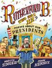 Rutherford B., Who Was He?: Poems about Our Presidents Cover Image