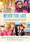 Never Too Late Cover Image