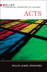 Acts (TCB) (Belief: A Theological Commentary on the Bible) Cover Image