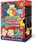 Adventure Collection (Pokémon Boxed Set #2: Books 9-16) Cover Image