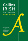 Collins Irish Dictionary: Pocket Edition (Collins Pocket Reference) Cover Image