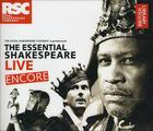 The Essential Shakespeare Live Encore Cover Image