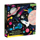 Puz 500 Glow Family Space Illuminated Cover Image