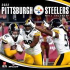 Pittsburgh Steelers 2022 12x12 Team Wall Calendar Cover Image