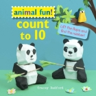 Animal Fun! Count to 10: Lift the flaps and find the number! Cover Image