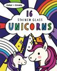 Stained Glass Unicorns Cover Image