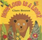 How Loud Is a Lion? Cover Image