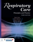 Respiratory Care: Principles and Practice: Principles and Practice Cover Image