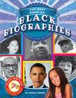 The Best Book of Black Biographies (Black Heritage) Cover Image