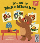 It's OK to Make Mistakes (Little Brown Bear) Cover Image