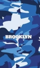 Brooklyn blue camouflage Creative journal Sir Michael Huhn Artist designer Edition Cover Image