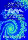 Scientific Computation: Python Hacking for Math Junkies Cover Image