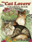 The Cat Lovers' Coloring Book (Dover Coloring Books) Cover Image