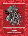 Malbücher für Erwachsene - Stressabbauende Tiermotive - Tier Cover Image