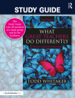 Study Guide: What Great Teachers Do Differently: Nineteen Things That Matter Most Cover Image
