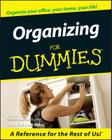 Organizing for Dummies Cover Image