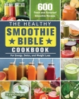 The Healthy Smoothie Bible Cookbook Cover Image