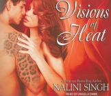 Visions of Heat (Psy/Changeling Novels #2) Cover Image