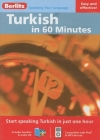 Turkish in 60 Minutes [With Booklet] Cover Image