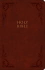 KJV Large Print Personal Size Reference Bible, Burgundy LeatherTouch Cover Image