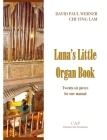 Luna's Little Organ Book: Twenty-six pieces for one manual Cover Image