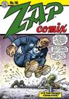 Zap Comix #16 Cover Image