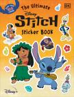 The Ultimate Disney Stitch Sticker Book (Ultimate Sticker Book) Cover Image