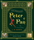 The Annotated Peter Pan (The Annotated Books) Cover Image