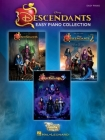 The Descendants Easy Piano Collection: Music from the Trilogy of Disney Channel Motion Picture Cover Image