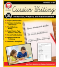 Cursive Writing: Instruction, Practice, and Reinforcement, Grades 4 - 9 Cover Image