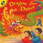 Dragon Dance: A Chinese New Year Lift-the-Flap Book (Puffin Lift-the-Flap) Cover Image